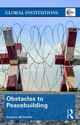 Obstacles to Peacebuilding book cover