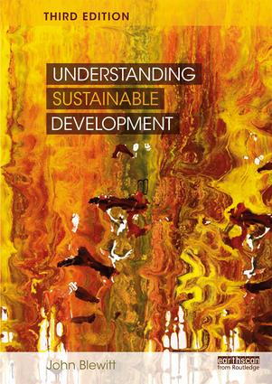 Understanding Sustainable Development: 3rd Edition (Paperback) book cover