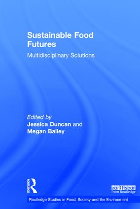 Sustainable Food Futures: Multidisciplinary Solutions book cover