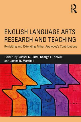 English Language Arts Research and Teaching: Revisiting and Extending Arthur Applebee's Contributions, 1st Edition (Paperback) book cover