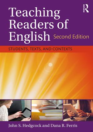 Teaching Readers of English: Students, Texts, and Contexts, 2nd Edition (Paperback) book cover