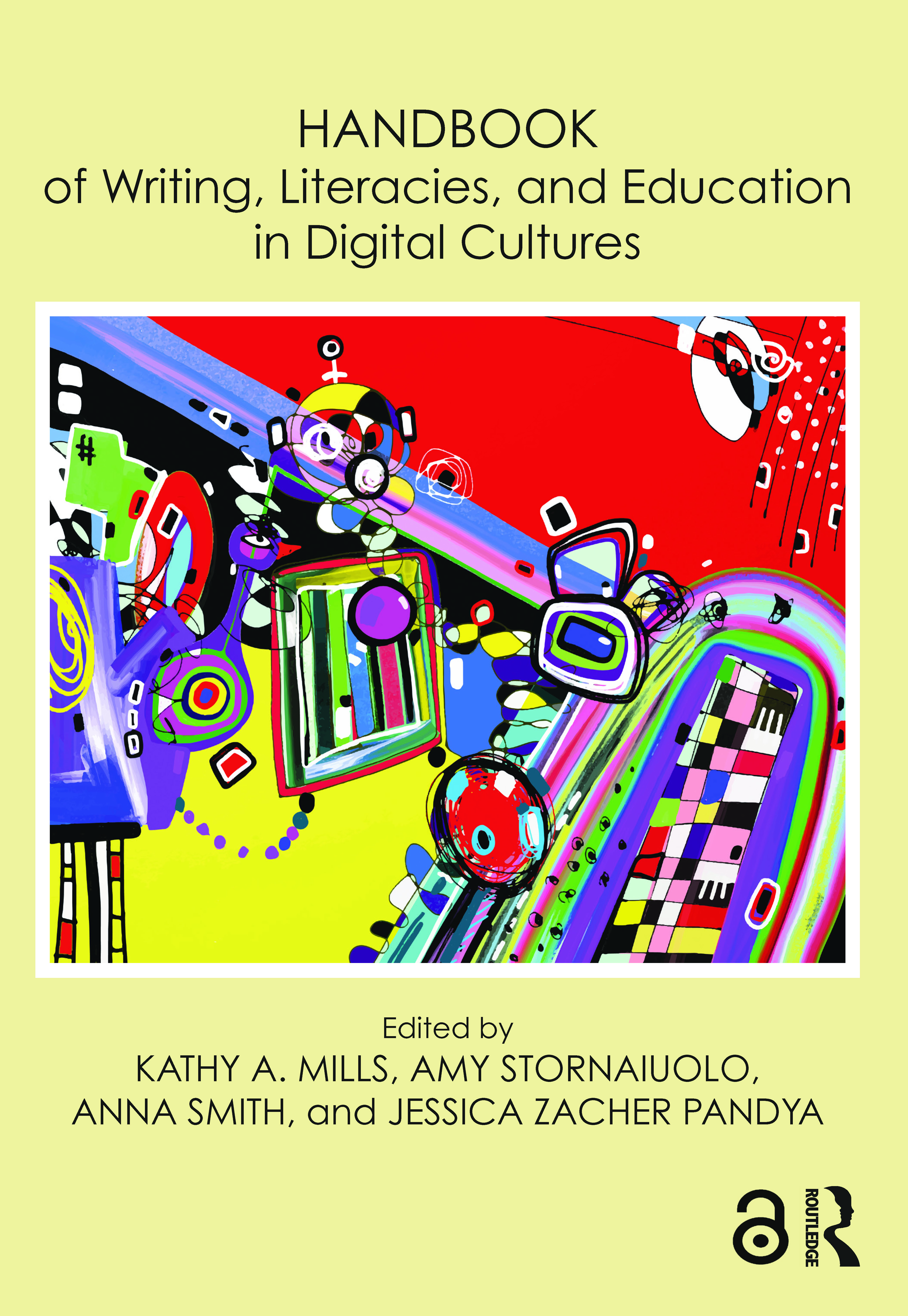 Handbook of Writing, Literacies, and Education in Digital Cultures book cover