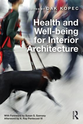 Health and Well-being for Interior Architecture book cover