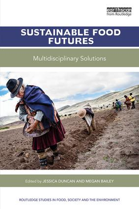 Sustainable Food Futures: Multidisciplinary Solutions (Paperback) book cover