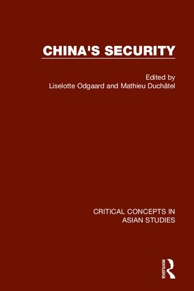 China's Security book cover