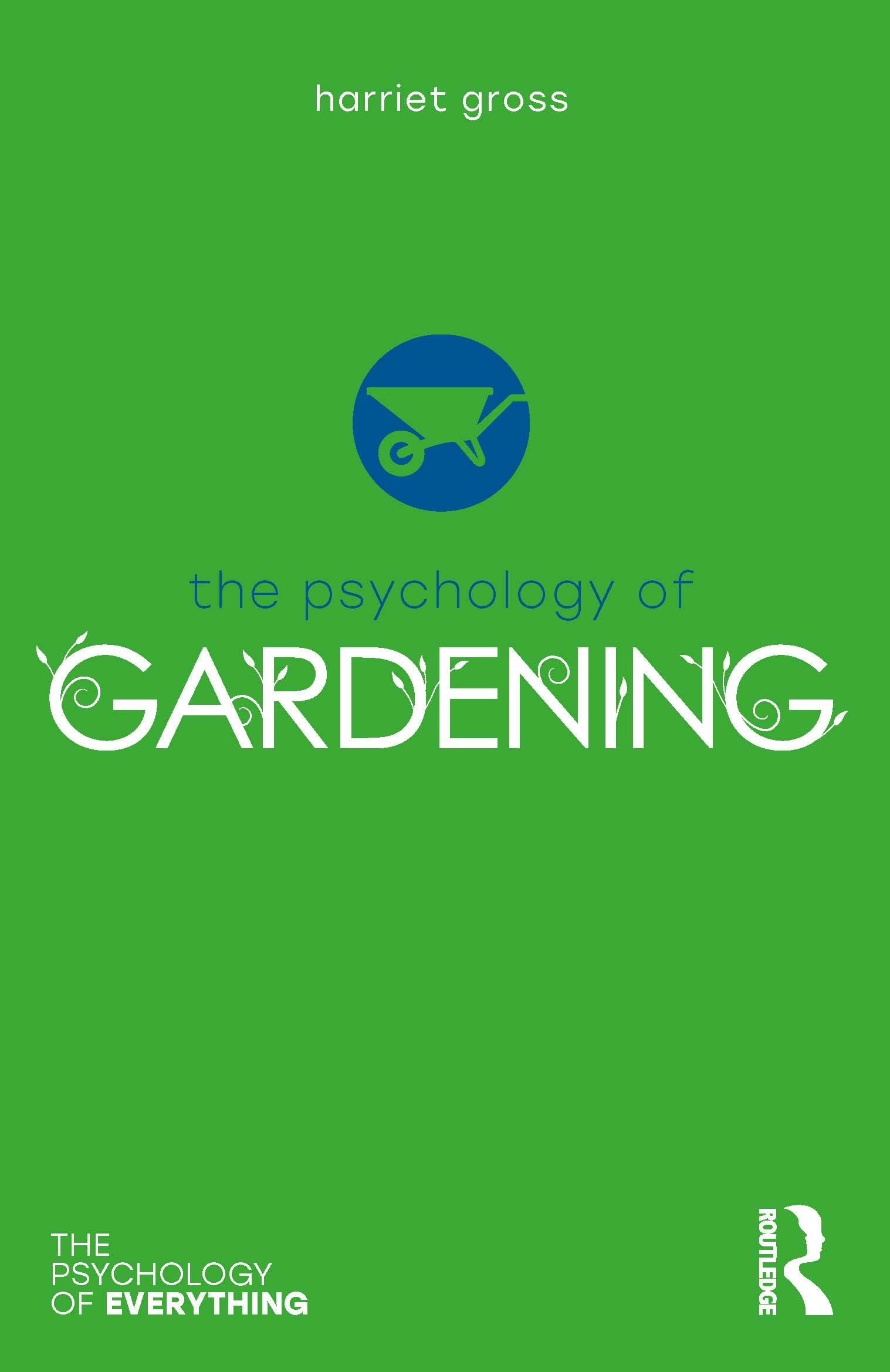 The Psychology of Gardening book cover