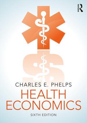 Health Economics book cover