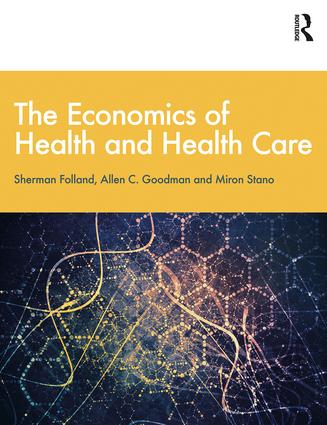 The Economics of Health and Health Care book cover