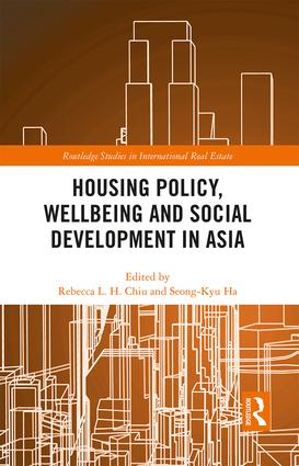 Housing Policy, Wellbeing and Social Development in Asia: 1st Edition (Hardback) book cover
