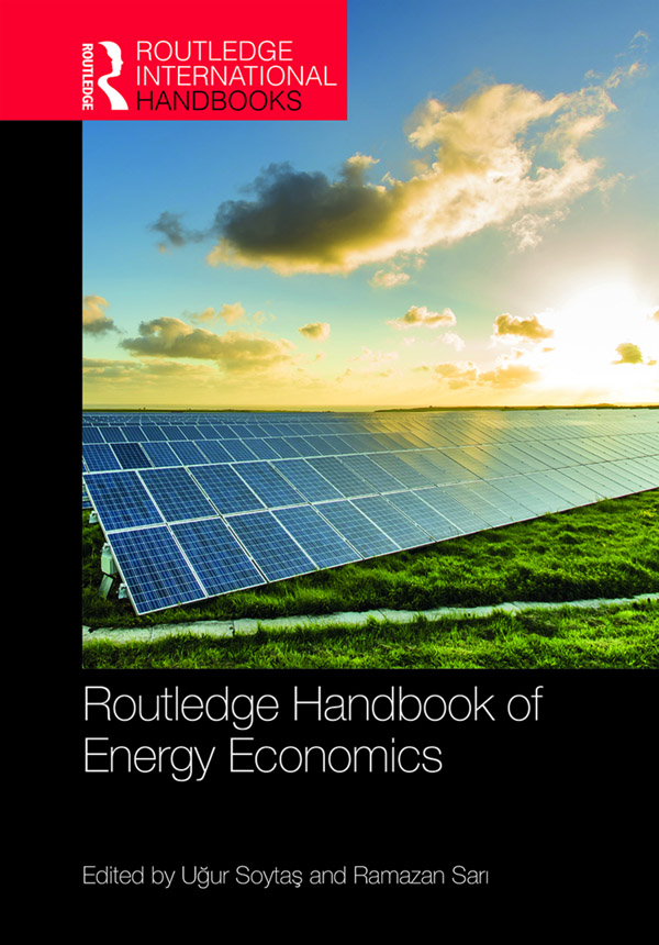 Routledge Handbook of Energy Economics book cover