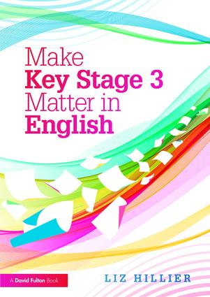 Make Key Stage 3 Matter in English: 1st Edition (Paperback) book cover