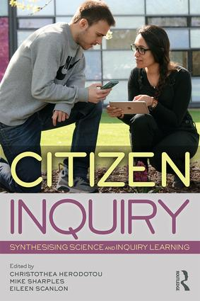 Citizen Inquiry: Synthesising Science and Inquiry Learning book cover