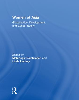 Women of Asia: Globalization, Development, and Gender Equity (Hardback) book cover
