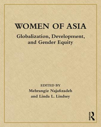 Women of Asia: Globalization, Development, and Gender Equity book cover