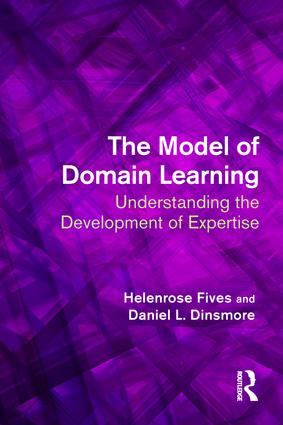 The Model of Domain Learning: Understanding the Development of Expertise book cover