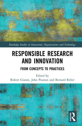 Responsible Research and Innovation: From Concepts to Practices book cover