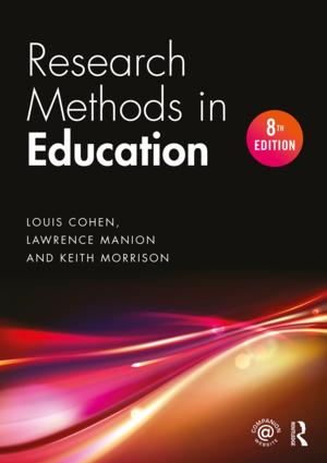 Research Methods in Education: 8th Edition (Paperback) book cover