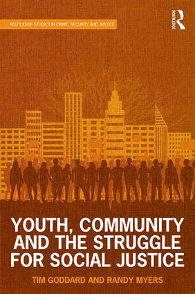 Youth, Community and the Struggle for Social Justice book cover