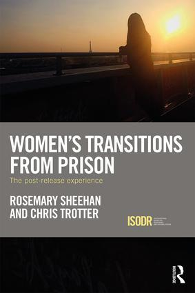 Women's Transitions from Prison: The Post-Release Experience book cover