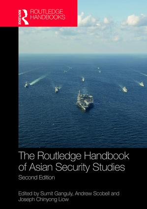 The Routledge Handbook of Asian Security Studies book cover