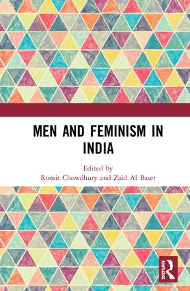 Men and Feminism in India: 1st Edition (Hardback) book cover