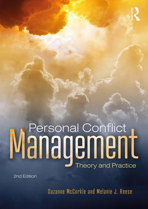 Personal Conflict Management: Theory and Practice book cover