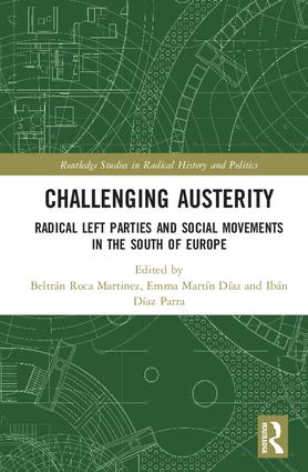 Challenging Austerity: Radical Left and Social Movements in the South of Europe book cover