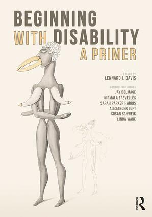 Beginning with Disability: A Primer (Paperback) book cover