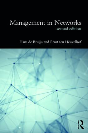 Management in Networks: 2nd Edition (Paperback) book cover