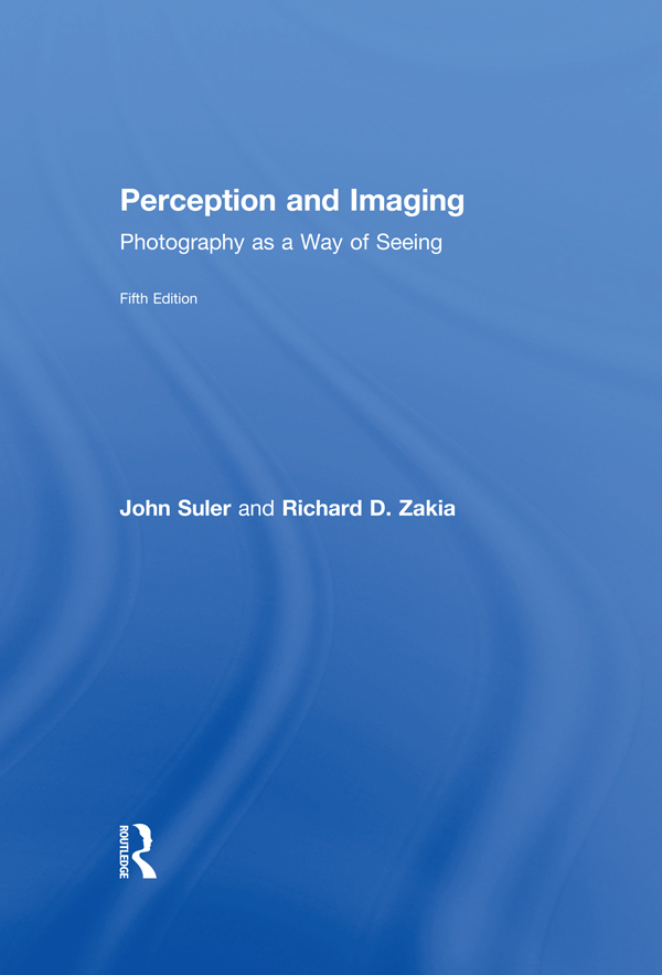 Perception and Imaging: Photography as a Way of Seeing book cover