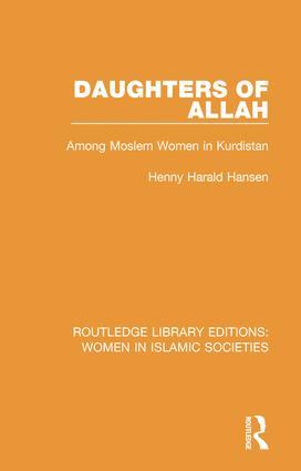 Daughters of Allah: Among Moslem Women in Kurdistan book cover