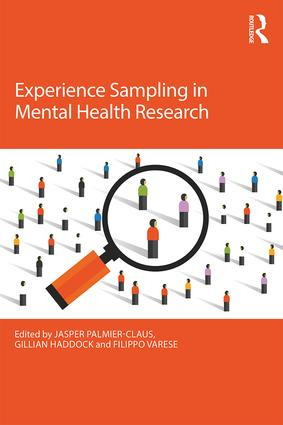 Experience Sampling in Mental Health Research: 1st Edition (Paperback) book cover