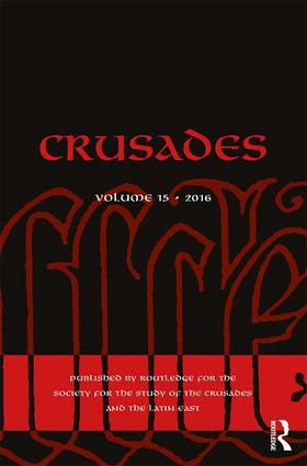 Crusades: Volume 15 book cover