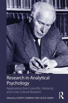 Research in Analytical Psychology: Applications from Scientific, Historical, and Cross-Cultural Research, 1st Edition (Paperback) book cover