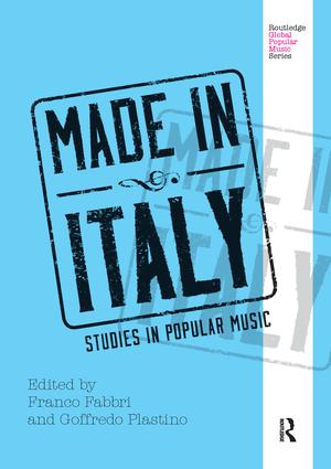 Made in Italy: Studies in Popular Music book cover