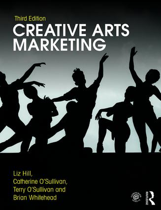 Creative Arts Marketing book cover