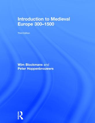 Introduction to Medieval Europe 300–1500 book cover