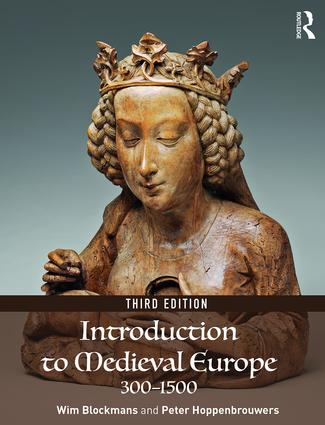 Introduction to Medieval Europe 300–1500: 3rd Edition (Paperback) book cover