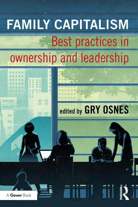 Family Capitalism: Best practices in ownership and leadership (Hardback) book cover