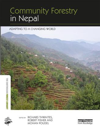 Community Forestry in Nepal: Adapting to a Changing World book cover