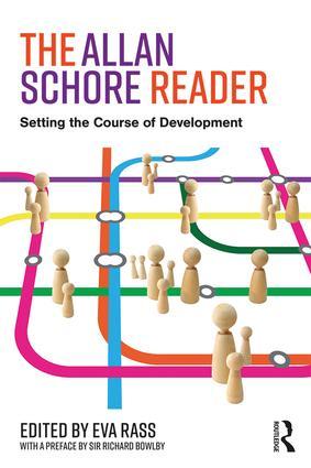 The Allan Schore Reader: Setting the course of development book cover