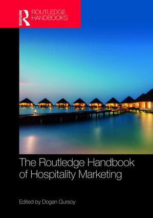 Routledge Handbook of Hospitality Marketing (Hardback) book cover