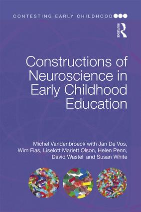 Constructions of Neuroscience in Early Childhood Education (Paperback) book cover
