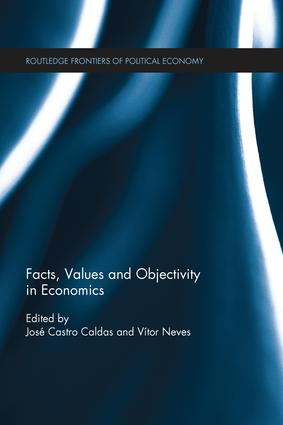 Facts, Values and Objectivity in Economics book cover