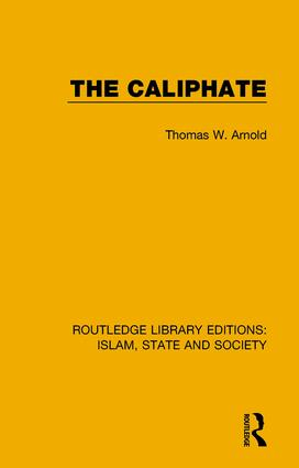 The Caliphate: 1st Edition (Paperback) book cover