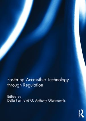 Fostering Accessible Technology through Regulation