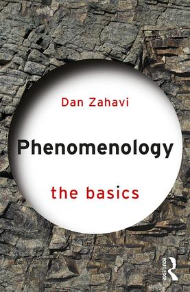 Phenomenology: The Basics Couverture du livre