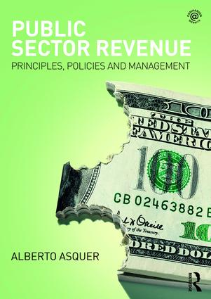 Public Sector Revenue: Principles, Policies and Management book cover