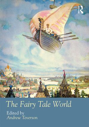 The Fairy Tale World: 1st Edition (e-Book) book cover