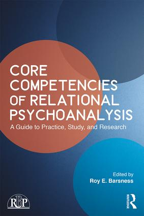 Core Competencies of Relational Psychoanalysis: A Guide to Practice, Study and Research (Paperback) book cover